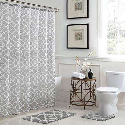 Bath Rug - Shower Curtains - Shower Accessories - The Home Depot