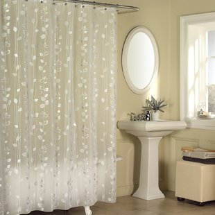 How to choose bathroom shower curtains?