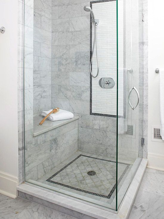 31 Walk-In Shower Ideas that will Take Your Breath Away in 2019