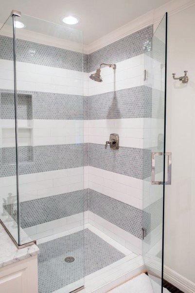 70 Bathroom Shower Tile Ideas - Luxury Interior Designs