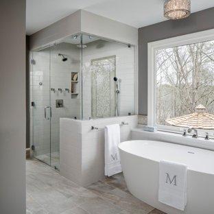 75 Most Popular Walk-In Shower Design Ideas for 2019 - Stylish Walk
