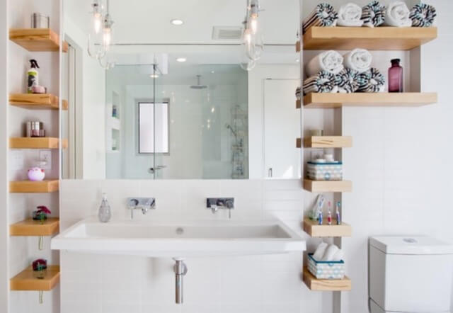 51+) Amazing Small Bathroom Storage Ideas for 2018