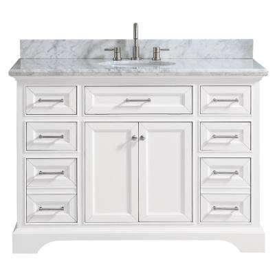 Single Sink - Bathroom Vanities - Bath - The Home Depot