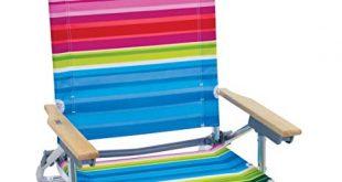 Amazon.com : RIO BEACH Classic 5 Position Lay Flat Folding Beach