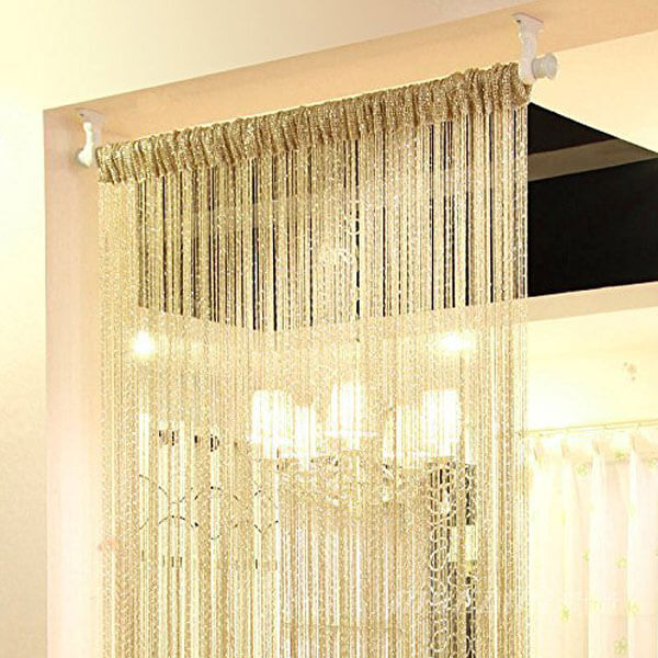 6 Best Beaded Curtains of 2019 - Easy Home Concepts