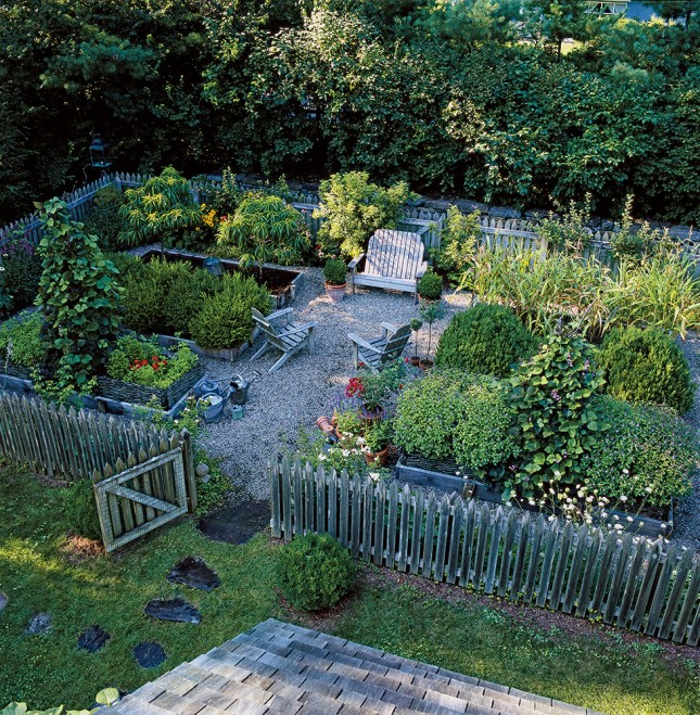 55 Small Urban Garden Design Ideas And Pictures - Shelterness