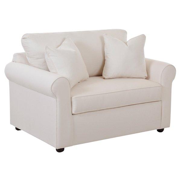 Klaussner Furniture Marco Convertible Chair & Reviews | Wayfair