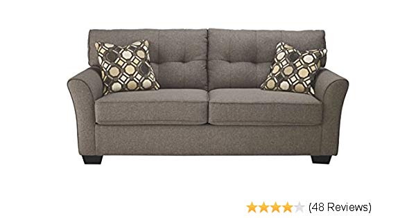 Amazon.com: Ashley Furniture Signature Design - Tibbee Full Sofa