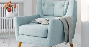 Small Bedroom Armchairs | Wayfair.co.uk
