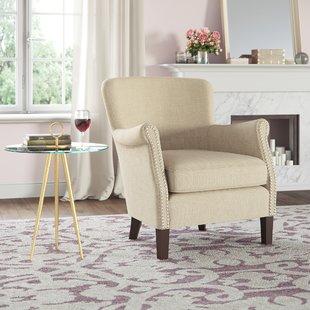 Cream Bedroom Chair | Wayfair.co.uk