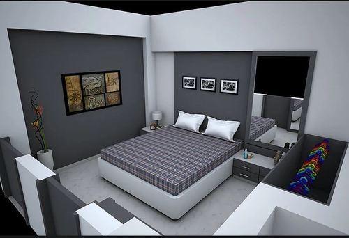 Master Bedroom Interior Design Service in Shukrawar Peth, Pune, KT