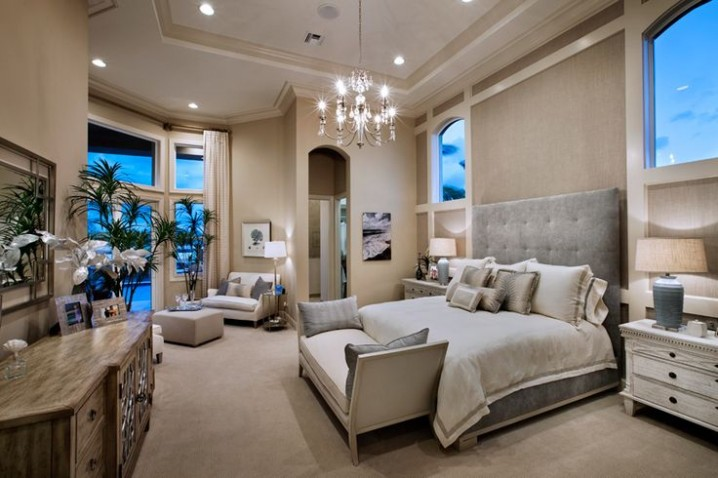 16 Master Bedroom Designs With Loveseats