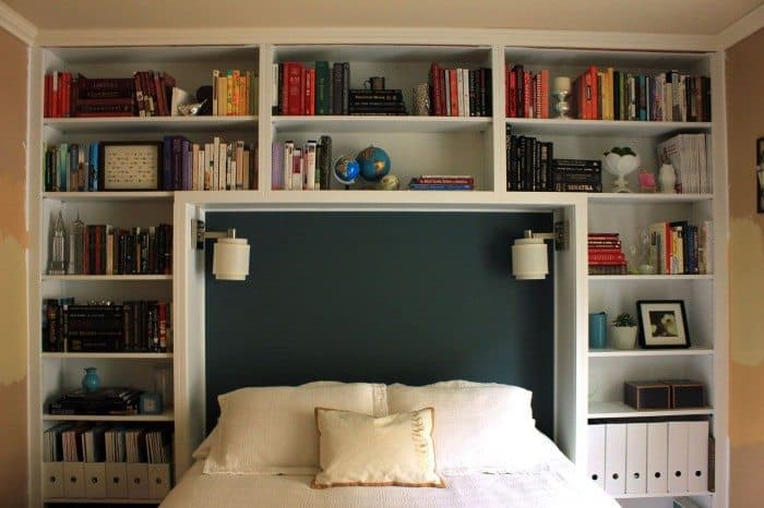 Types Of Bedroom Shelves | Wearefound Home Design
