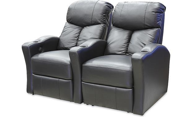Berkline 3901/5201 2-chair package Power recliner home theater