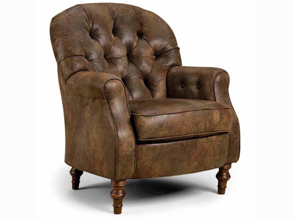 Best Home Furnishings Living Room Club Chair 7030 - Turner Furniture