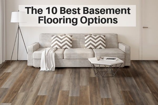 The 10 Best Basement Flooring Options | The Flooring Girl