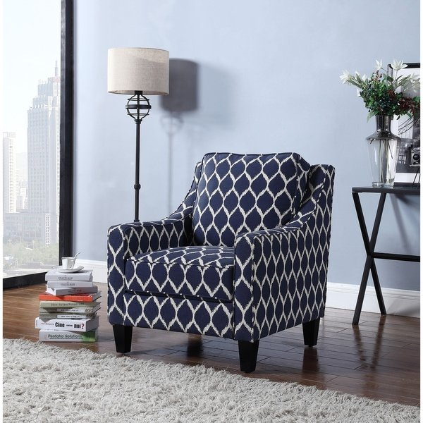 Shop Best Master Furniture 3019 Living Room Arm Chair - Free