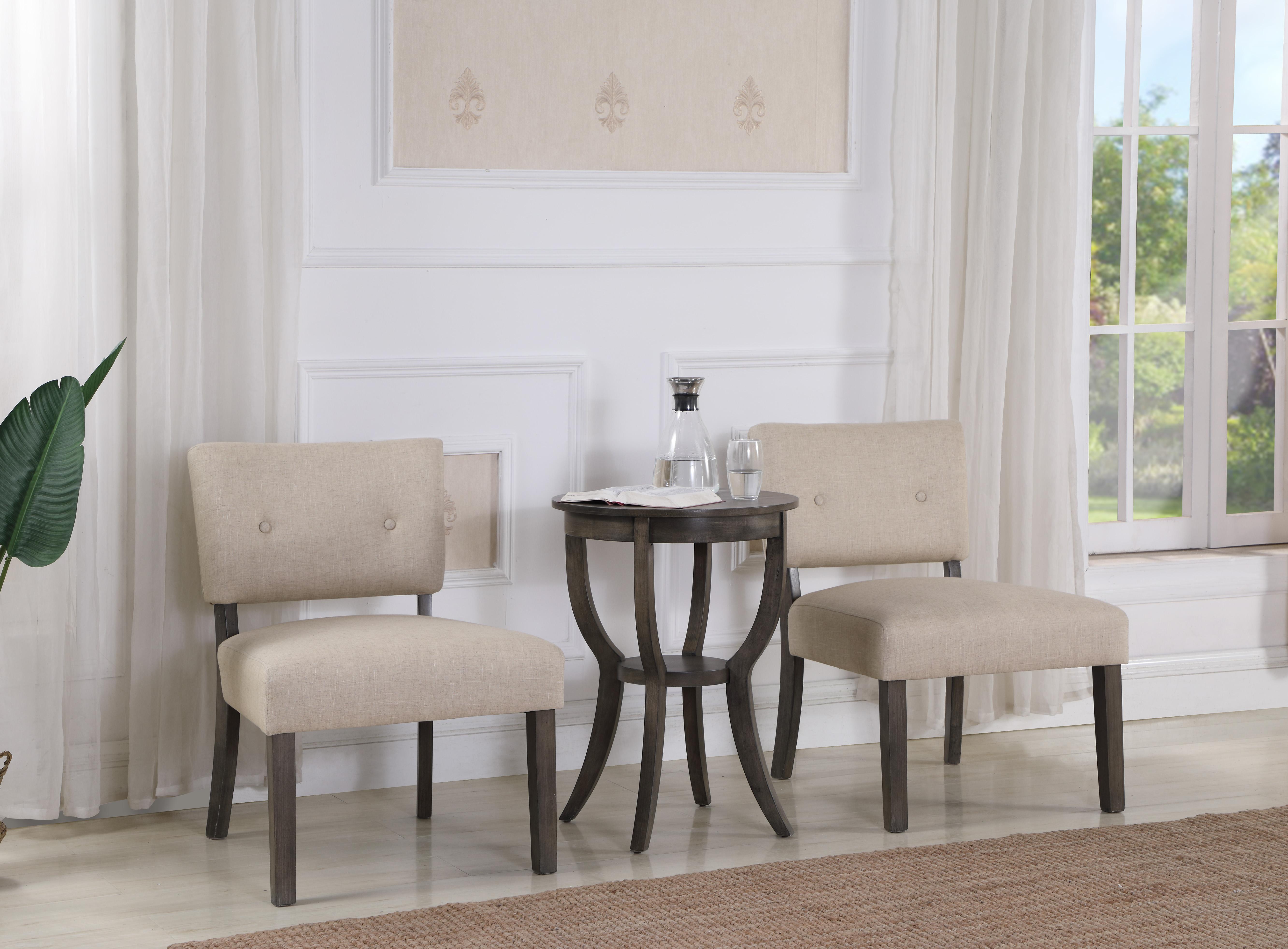 Best Master Furniture Johannesburg 3-Piece Living Room Accent Arm