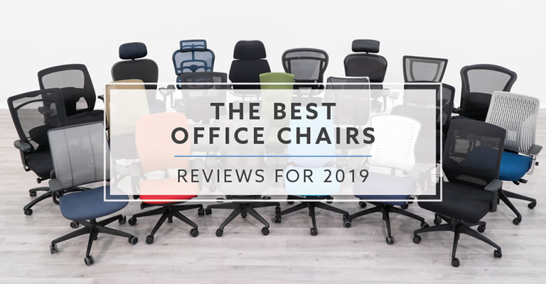 21 Best Office Chairs for 2019 (Reviews / Ratings / Pricing)