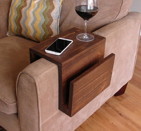 Sofa Arm Tray - Ideas on Foter