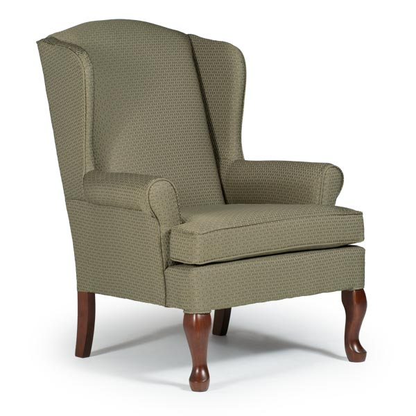 Chairs | Wing Back | DORIS | Best Home Furnishings
