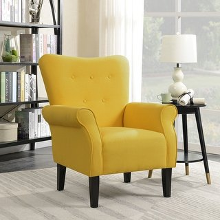 Buy Wingback Chairs Living Room Chairs Online at Overstock | Our
