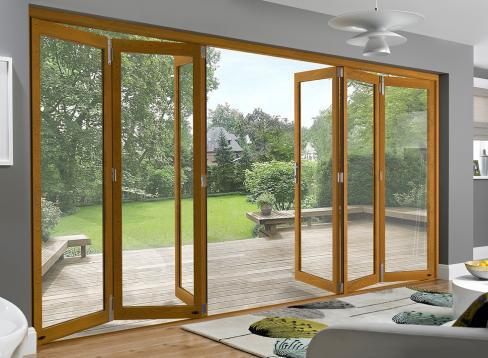 Bi fold Doors - Premium External Bifolding Doors » Vufold