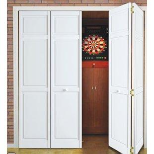 Bi-Fold Doors You'll Love | Wayfair