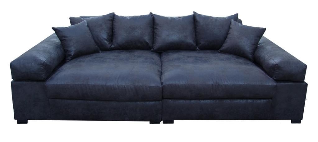 Big Sofa Couchgarnitur Megasofa Riesensofa GULIA - | real