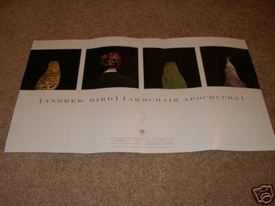 Andrew Bird Armchair Apocrypha Poster & Postcard | #16295549