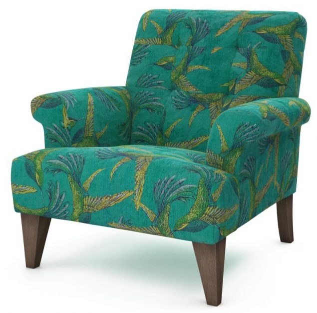 Giveaway : Paradise Bird Armchair from The Lounge Co. - The Design