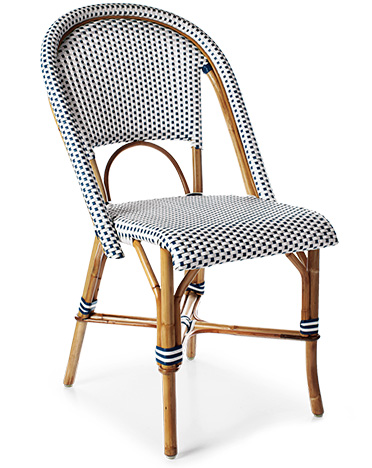 The Fine Print: Riviera - French Bistro Chairs with a twist