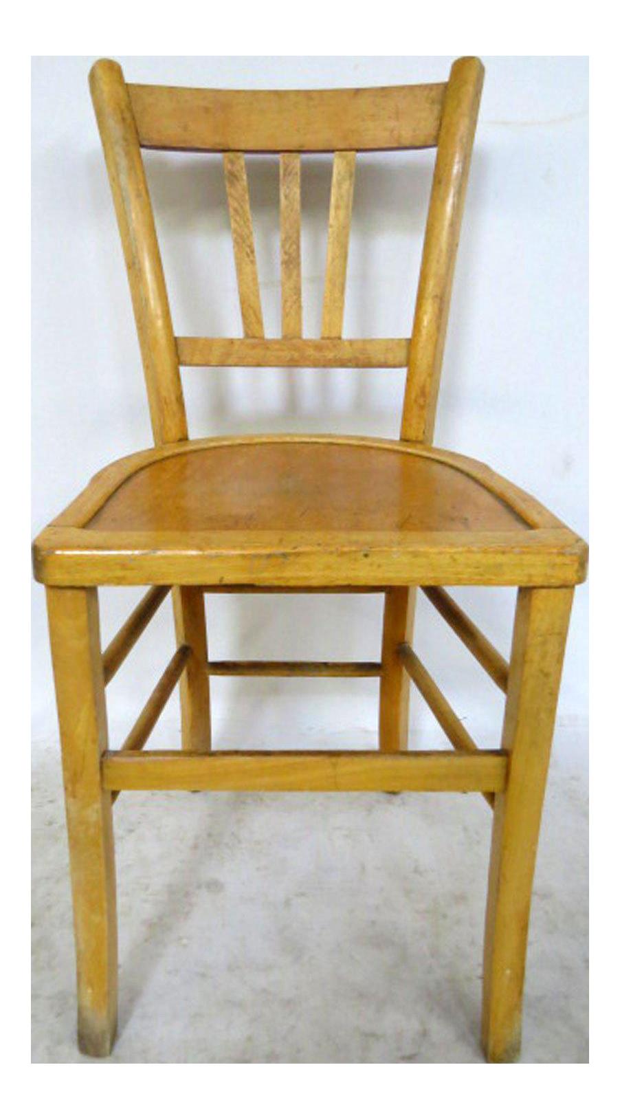 Vintage Bistro Chair | Chairish