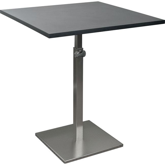 Balt Height Adjustable Bistro Table - 90353 | Café Tables