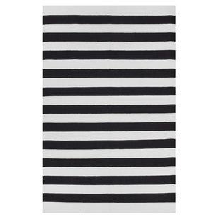 Black & White Striped Rugs You'll Love | Wayfair