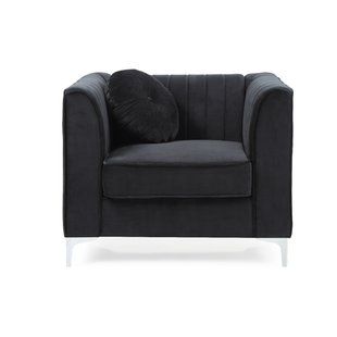 Black Comfy Chair | Wayfair
