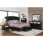 Make Your Bedroom Authentic By The Black   Bedroom Furniture Sets