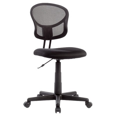 Mesh Office Chair Black - Room Essentials™ : Target