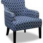 Tips for decorating a blue and white   chair