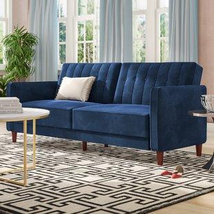 Blue Sofas You'll Love   Wayfair