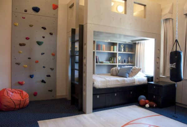 Elementary Age Boys Bedrooms