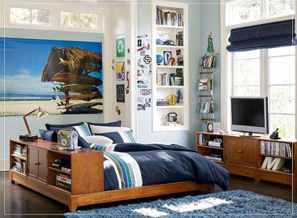 25 Room Designs for Teenage Boys | Freshome.com