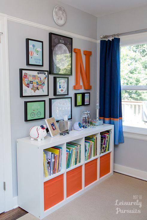 Bedroom for a Kindergartner | Boys room! | Kids bedroom furniture