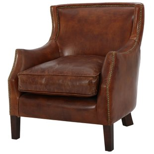Leather Chairs You'll Love | Wayfair