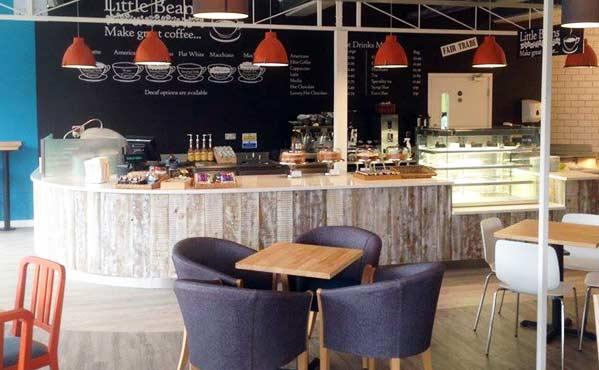 Cafe Furniture - lilimarsh -