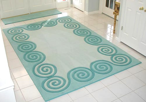 Creative Carpet Designs - You imagine it, we will design it