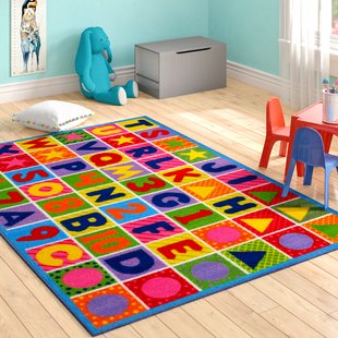 Baby & Kids' Educational Rugs You'll Love | Wayfair