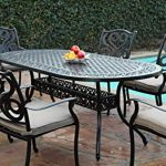 Use of Cast Aluminum patio furniture