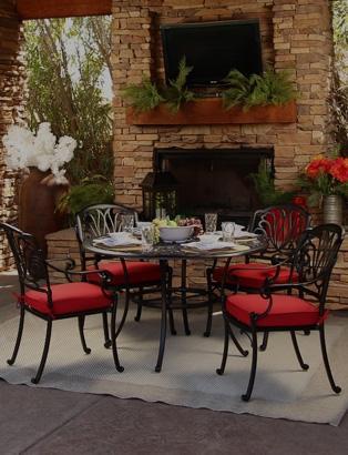 Cast Aluminum Patio Furniture | Cast Aluminum Outdoor Furniture