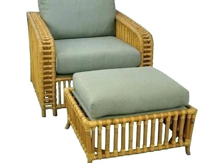 Pier One Ottoman Ideas Beautiful Wicker Chair With Ottoman Pier One